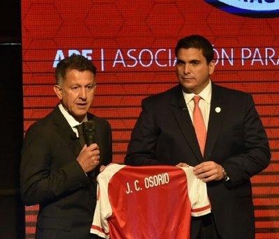 Nueva reunión entre Harrison y Osorio