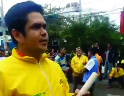 Cronista de radio manoseada por taxista durante una cobertura