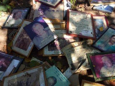 Fotografías de excombatientes del Chaco en la basura desatan indignación en redes sociales