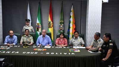 Policías bolivianos usaban fuga en Pedro Juan Caballero para extorsionar