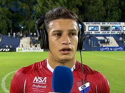 Danilo Santacruz valora bastante la obtención de los puntos
