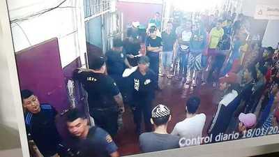 Fuga PJC: Cámaras de seguridad se podían mover desde Asunción, PJC y desde la empresa de monitoreo, explica fiscal