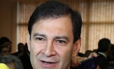 HOY / El Senador Silvio Ovelar, manifestó que la unidad del partido Colorado le vendría bien a la Nación