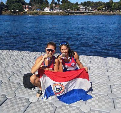 Paraguay logra más oro
