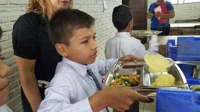 Gobernación de Central activa el Servicio de Almuerzo Escolar