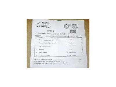 Auditoría estudiantil constata que  los kits llegan incompletos
