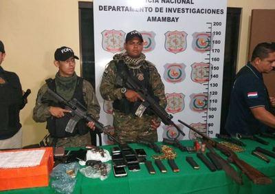 #PJC: 19 OPERATIVOS Y ALLANAMIENTOS SIMULTÁNEOS REALIZADOS POR AGENTES FISCALES Y POLICÍA NACIONAL