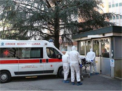 Italia: Dos muertes registradas y sube a 40 la cifra de infectados por el coronavirus