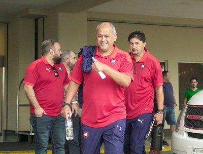 'Vamos a poner un equipazo', asegura Francisco Arce