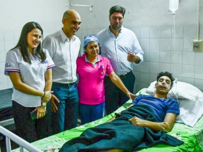 Culminó programa Ñemyatyro Paraguay con más de 100 cirugías complejas