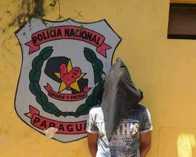 Adicto golpea brutalmente a su madre en Ycuá Duré •