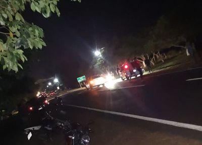 Menor fallece en accidente de tránsito en Isla Pucú