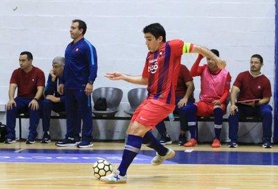 El sueño terminó. Cerro Vicecampeón de Futsal