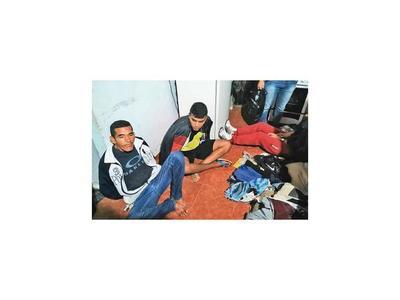 Operativo Alba: Desbaratan una red de sicarios que operan en Pedro Juan