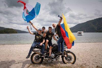 Paraguay se destacó en Oceanía