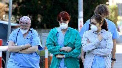 Ya son más de 100 los contagiados por el coronavirus en el norte de Italia