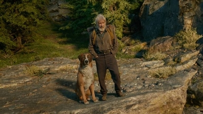 HOY / El Harrison Ford más aventurero vuelve con su perro a la cartelera de EE.UU.