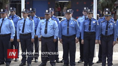 POLICÍA MUNICIPAL DOBLA ESFUERZOS PARA COBERTURA EN TEMPORADA ALTA