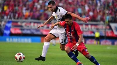 Esta tarde Olimpia y Cerro Porteño se enfrentan en el superclásico del fútbol paraguayo