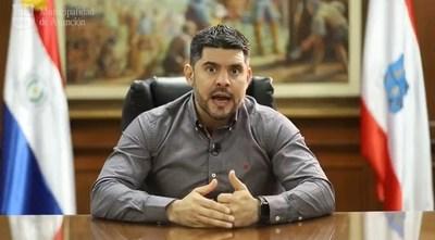 """Intendente de Asunción se siente perseguido por """"grupos de poder"""""""
