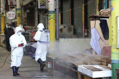 """Seúl pide """"medidas sin precedentes"""" contra el coronavirus"""