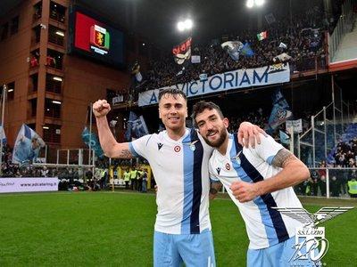 Lazio presiona a Juventus en una jornada marcada por alerta coronavirus