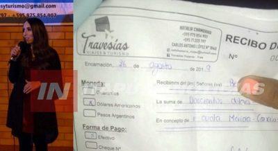 Envían a la cárcel a propietaria de agencia de viajes por caso de estafa