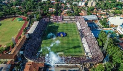 HOY / Clásico en marcha! Olimpia y Cerro ya juegan en el Bosque