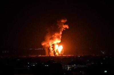 Tensión en la Franja de Gaza: Israel atacó objetivos de la Yihad Islámica en respuesta al lanzamiento de más de 20 cohetes