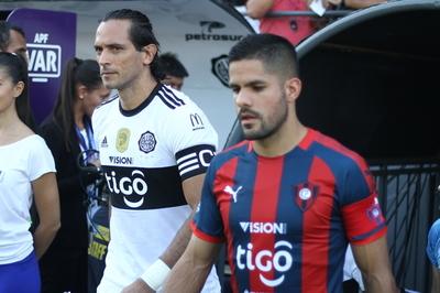 Olimpia y Cerro siguen igualados en el historial
