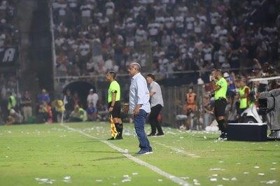 'Tuvimos nuestras chances para ganar pero no pudimos', dice Arce