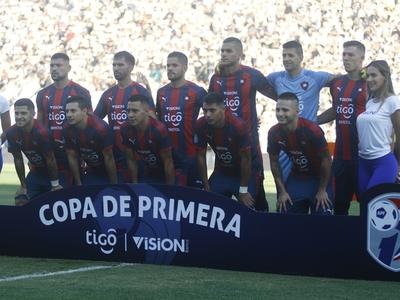 Los puntos altos de Cerro Porteño en el clásico