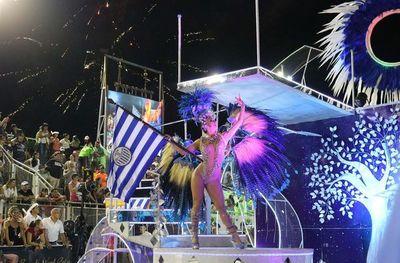 Más de 7.000 personas disfrutaron de última ronda del carnaval