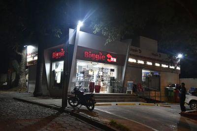 Asaltan un local de una cadena de tiendas en Trinidad