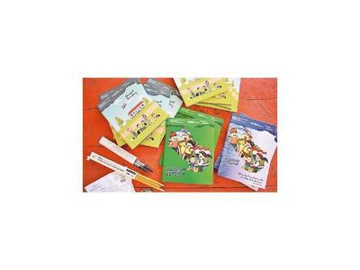 Kits escolares llegan incompletos
