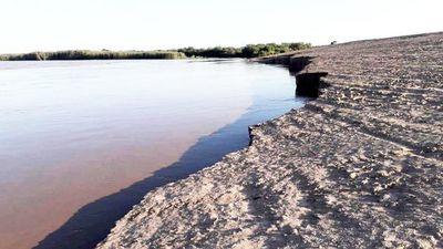 Pilcomayo supera los seis metros en Pozo Hondo