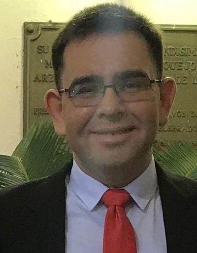 Barrios pide suplir a Cuevas en la ANR