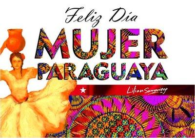 24 DE FEBRERO – DÍA DE LA MUJER PARAGUAYA