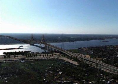 Denuncian descalificación para fiscalizar el puente Chaco'i
