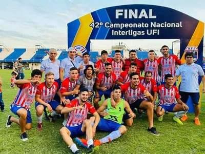 Pastoreo gana el interligas y jugará en Intermedia