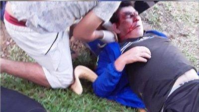 Suboficial reventó a su padrastro por golpear a su madre