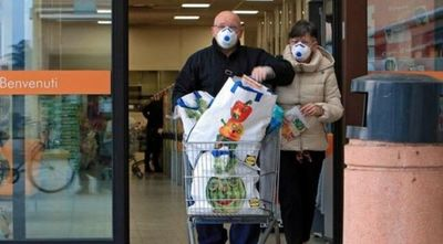 Psicosis en Italia: se dispara precio de gel desinfectante ante la alta demanda