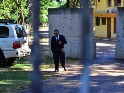 Defensa de diputado Cuevas apela la prisión preventiva