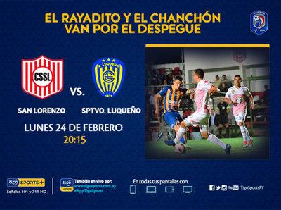 Previa del partido San Lorenzo vs. Luqueño