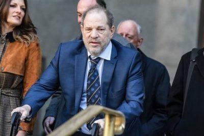 Productor de Hollywood es condenado por violación