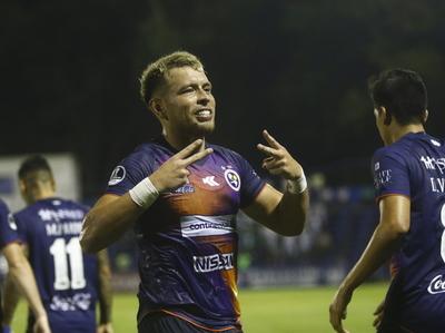 Semana de clasificación en la Copa Sudamericana