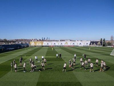 El Real Madrid prepara el duelo ante el City con Rodrygo al margen
