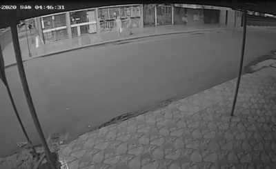 Vídeo contradice denuncia de asalto de una mujer