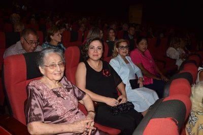 Homenajearon a varias mujeres destacadas en distintas especialidades