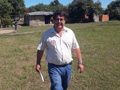 Diputado Enrique Mineur aclaró que no huyó de puesto policial